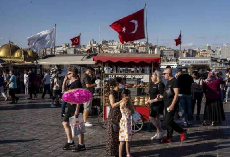 ارتفعت توقعات التضخم السنوي في تركيا لنهاية عام 2021 إلى 16.74٪