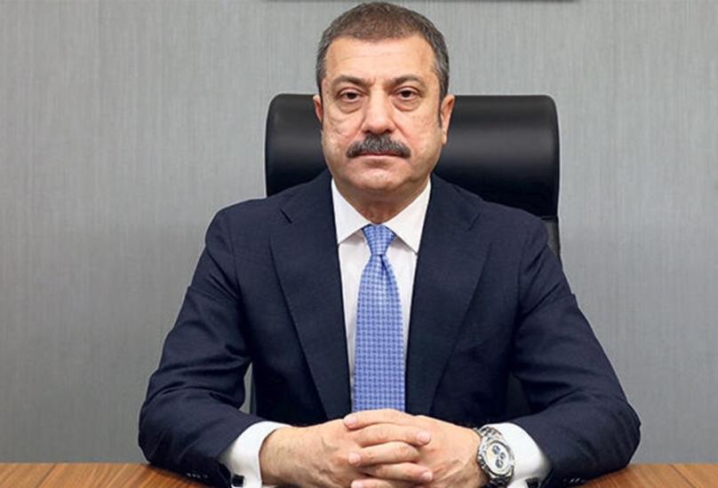 محافظ البنك المركزي التركي شهاب قافجي أوغلو - ماي نت
