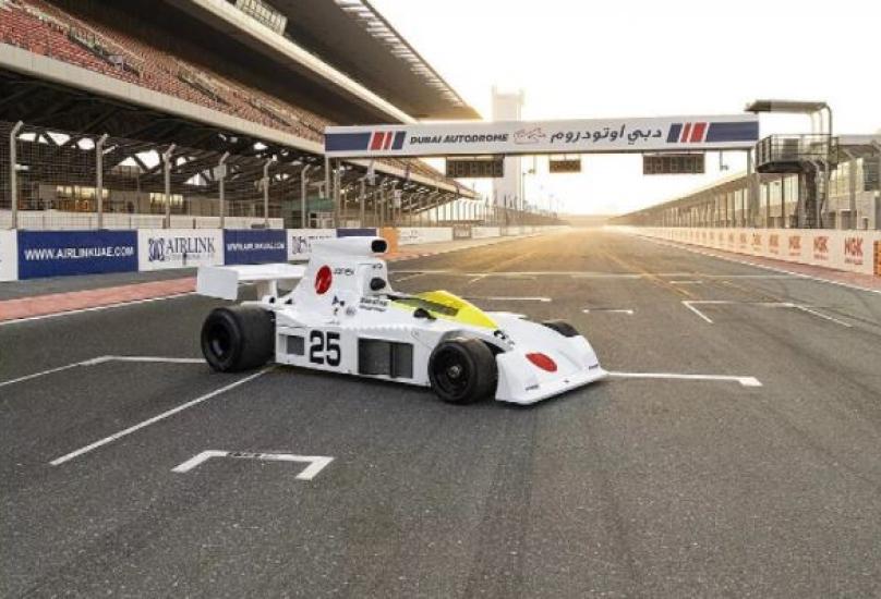 يعد السباق أكبر سباق تاريخي لسيارات فورمولا 1 في المنطقة